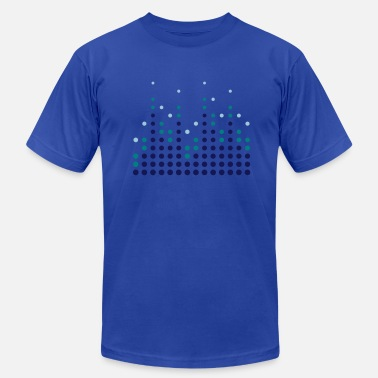 Equalizer Music Equalizer - Men's  Jersey T-Shirt