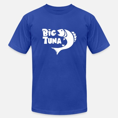 Big Tuna The Office Funny Big Tuna graphic - Men's  Jersey T-Shirt