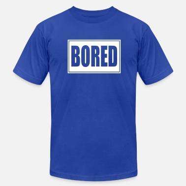 Bored  - Men's Fine Jersey T-Shirt