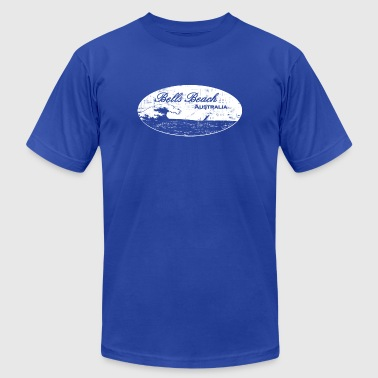 Bells Beach - Men's Fine Jersey T-Shirt