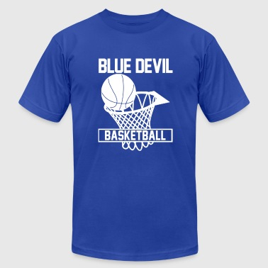 Blue Devils - Men's Fine Jersey T-Shirt