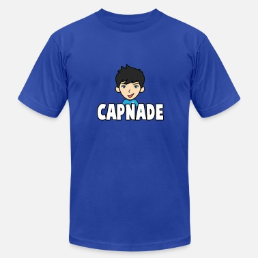 Unturned Basic Capnade's Products - Men's Fine Jersey T-Shirt
