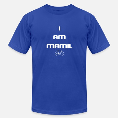 Mamil I AM MAMiL - Men's  Jersey T-Shirt