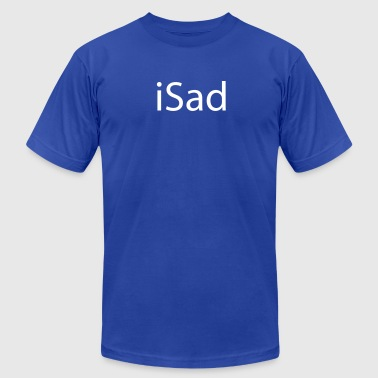 isad - Steve Jobs tribute - Men's Fine Jersey T-Shirt