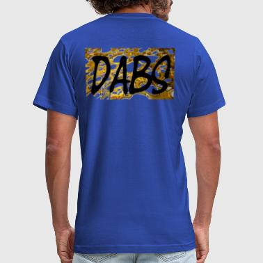 Weed Dab Dabs - Men's Fine Jersey T-Shirt