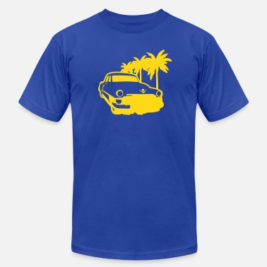 Beach Cruiser - Men's  Jersey T-Shirt