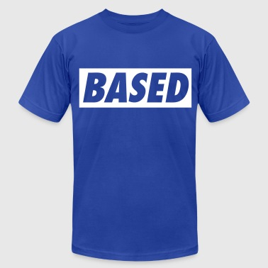 Based - Men's Fine Jersey T-Shirt