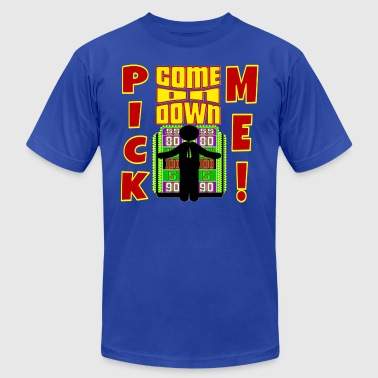 TV Game Show Contestant - TPIR (The Price Is...) - Men's Fine Jersey T-Shirt