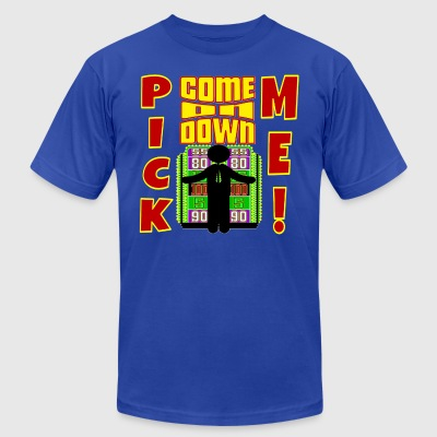 TV Game Show Contestant - TPIR (The Price Is...) - Men's T-Shirt by American Apparel