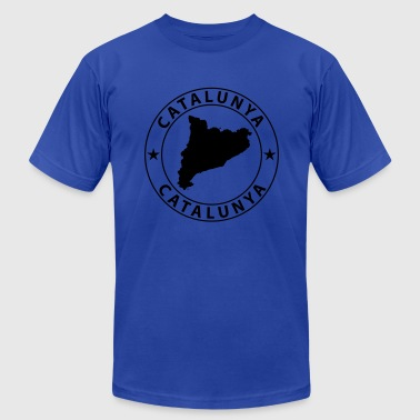 Catalonia Design - Men's T-Shirt by American Apparel