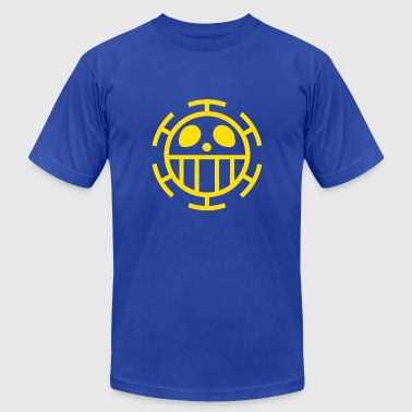 trafalgar law - Men's Fine Jersey T-Shirt