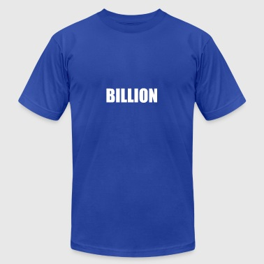 BILLION - Men's Fine Jersey T-Shirt