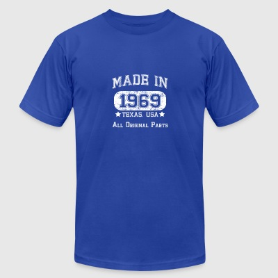 Made in 1969 - Men's T-Shirt by American Apparel
