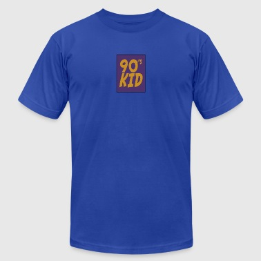 90´s Kid - Swag - 1990 - Men's T-Shirt by American Apparel