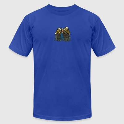 Angel - Men's T-Shirt by American Apparel