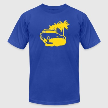 Beach Cruiser - Men's Fine Jersey T-Shirt