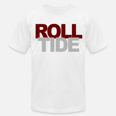 info for 8def0 0ad0e Roll Tide AlaBama Crimson Men's T-Shirt | Spreadshirt