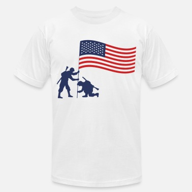 Us Army US Army - Unisex Jersey T-Shirt