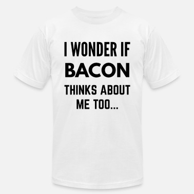 Calories Bacon - Men's Jersey T-Shirt