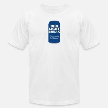 79b6dc71 Bud Light Funny BudLight Break - Men's Jersey T-Shirt