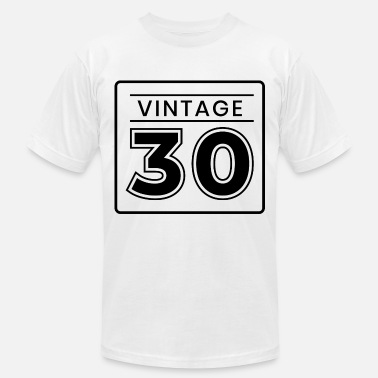 30th Birth 30th birthday - Men's  Jersey T-Shirt