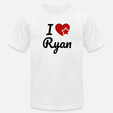 Ryan Gosling I love Ryan Shirt - Men's Jersey T-Shirt