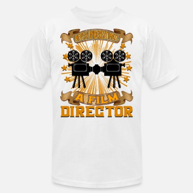 Movie Director Director Producer Filmmaker Film Movie Cinema Gift - Men's Jersey T-Shirt