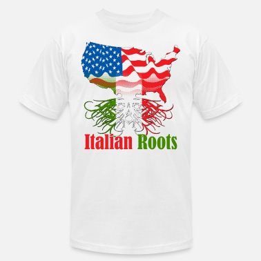 Sex Italian Italian Roots - Men's Jersey T-Shirt