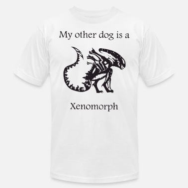 My Other Dog Is A Xenomorph t-shirts - Men's Jersey T-Shirt