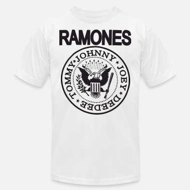 8de54568 Ramones The Ramones Punk Rock Raglan Baseball T Shirts - Men's Jersey