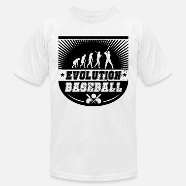 Evolution Evolution Baseball - Men's  Jersey T-Shirt