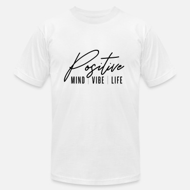 Positive Bliss Positive - Men's  Jersey T-Shirt