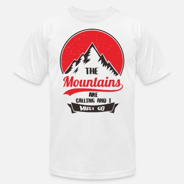 Etno Going to the Mountains is going home - Men's  Jersey T-Shirt