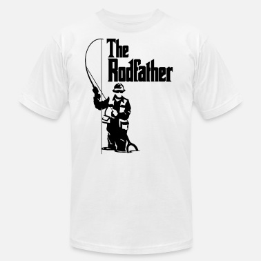 The Rodfather The Rodfather Fishing - Men's  Jersey T-Shirt