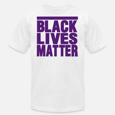 BLACK LIVES MATTER-By Crazy4tshirts - Unisex Jersey T-Shirt