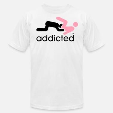 Addicted ADDICTED TO BOY PUSSY - Unisex Jersey T-Shirt