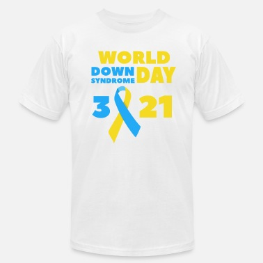 01d0a17b177ac World Down Syndrome Day World Down Syndrome Awareness Day - Men's Jersey