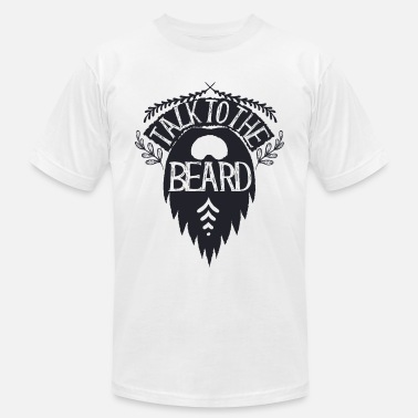 Cool Beard Beard | Cool Beard - Men's  Jersey T-Shirt