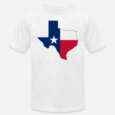 The Lone Star State The Lone Star State - Men's  Jersey T-Shirt