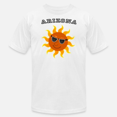 Phoenix Arizona Sunshine! - Unisex Jersey T-Shirt