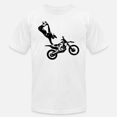 Motocross Love Motocross - Men's  Jersey T-Shirt