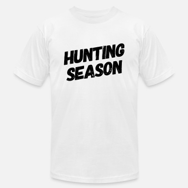 Deerskin Hunter hunting dog - Men's Jersey T-Shirt