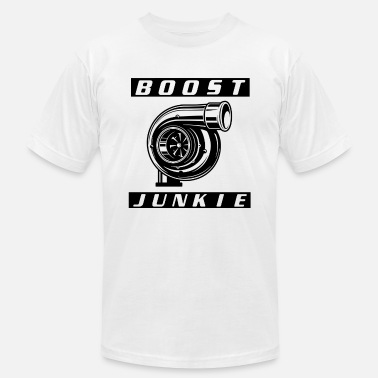 Boost Turbo Turbo Boost Car Mechanic - Men's  Jersey T-Shirt