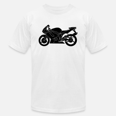 Motorcycle Fuck motorcycle - Men's  Jersey T-Shirt