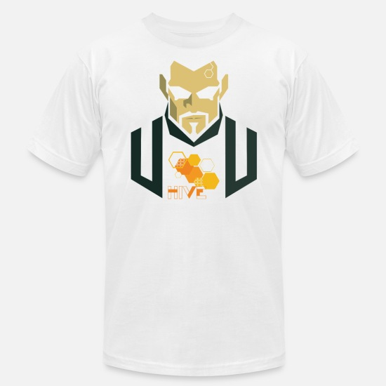 Gaming T-Shirts - The Hive - Unisex Jersey T-Shirt white