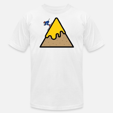 f53d5cab Bike Cyclist Mountain Bike Gift. from $29.95 · Funny Mountain Biking  Surfing at the top of the mountain - Men's. Men's Jersey T-Shirt