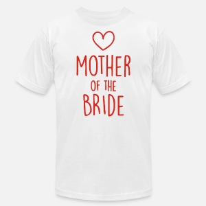 Mother Of The Bride Heart Funny Saying By Krisna20 Spreadshirt