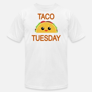 Tuesday TACO TUESDAY T SHIRT - Unisex Jersey T-Shirt