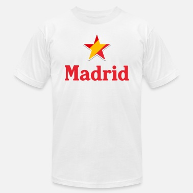 Spain Stars of Spain - Madrid - Unisex Jersey T-Shirt