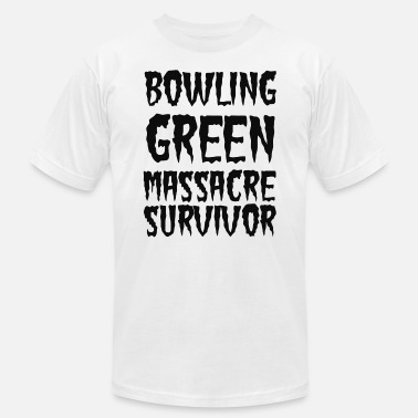 Bowling Green Massacre Survivor Bowling Green Massacre Survivor - Men's  Jersey T-Shirt